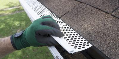 Gutter Installation Experts on How Guards Preserve Your Gutters, Chesaning, Michigan