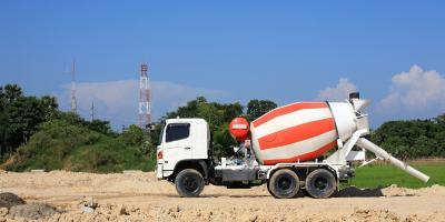 5 Advantages of Using Ready-Mix Concrete at Your Construction Site, Cohocton, New York