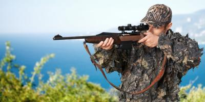 3 Tips for Hunting on a Treestand, Garfield, Michigan