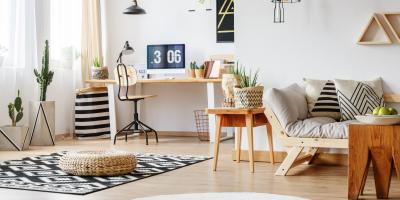 5 Ways Area Rugs Benefit Your Apartment, Miamisburg, Ohio