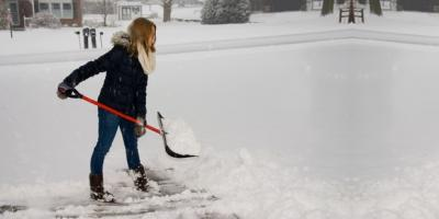 5 Ways to Care for Your Concrete Driveway in Winter, Middleburg, Pennsylvania