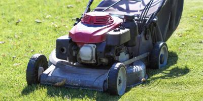 The Advantages of Gas Lawn Mowers, Middlefield, Ohio