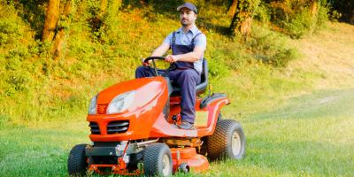4 Signs Your Lawn Tractor Needs New Tires, Middlefield, Ohio