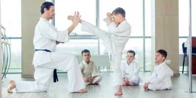 How Martial Arts Improves Your Mind, Body, & Spirit , Middletown, New York