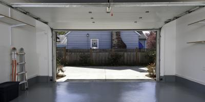 3 Benefits of Automatic Garage Doors, Middletown, Ohio