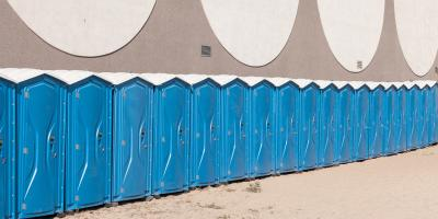 3 Ways to Prevent a Porta-Potty From Tipping Over, Lemon, Ohio