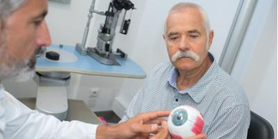 What Happens When Your Retina Detaches?, Middletown, New York