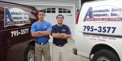 Garage Door Installation: Get the Clopay® Pro-Series Gold Bar Warranty!, Milford, Connecticut
