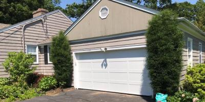 5 Advantages of Vinyl Garage Doors, Milford, Connecticut