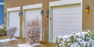 5 Ways to Avoid a Frozen Garage Door, Milford, Connecticut