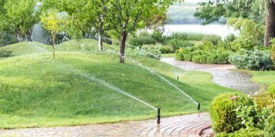 FAQ About Sprinkler Systems, Cincinnati, Ohio