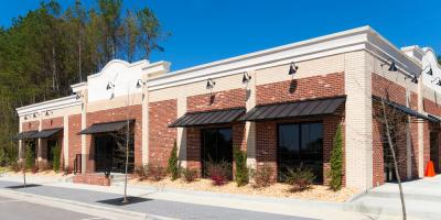 4 Types of Commercial Roofing & Their Benefits, Milledgeville, Georgia