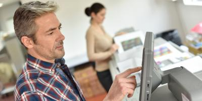 Top 3 Reasons Your Local Printing Company Beats Online Competitors, Onalaska, Wisconsin
