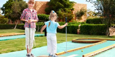3 Benefits of Enjoying a Game of Mini Golf With Your Family, Evendale, Ohio