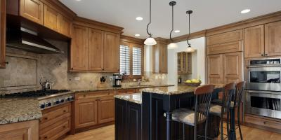 The Do's & Don't of Cleaning Wood Kitchen Cabinets, Blaine, Minnesota