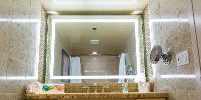High Point Glass Company Explains Beveled Mirrors, High Point, North Carolina