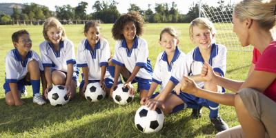 Child Development Experts Share 3 Tips for Enrolling Young Kids in Sports, St. Peters, Missouri