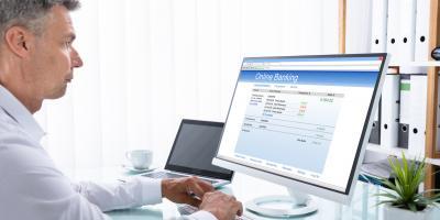 3 Tips for Safe Online Banking, Hermann, Missouri