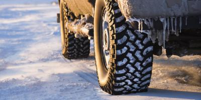 3 Tire Maintenance Tips for Winter, Lemay, Missouri
