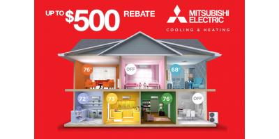 Save Up to $500 in Instant Rebates on New HVAC Systems! , Braintree Town, Massachusetts