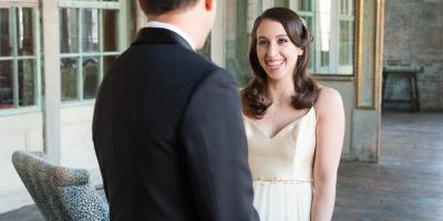 4 Reasons to Embrace First Look Wedding Photography, Brooklyn, New York