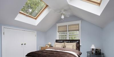 4 Reasons to Replace Your Skylights During Roof Improvement, O'Fallon, Missouri