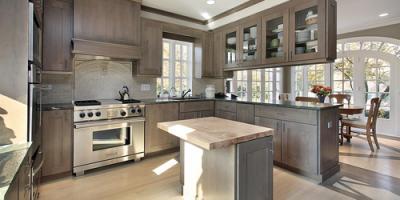 5 Hot Kitchen Design Trends Using Residential Appliances, Daphne, Alabama