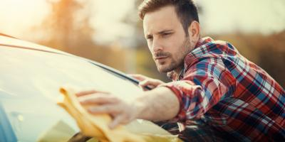 How to Clean Your Vehicle's Auto Glass , Rochester, New York