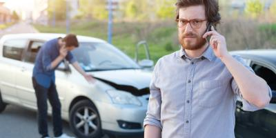 When to File an Auto Insurance Claim, Sparta, Wisconsin