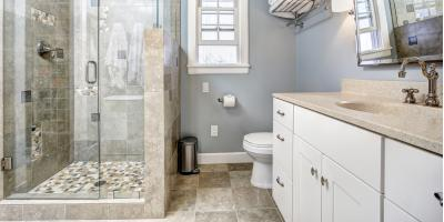Should You Install a Shower Curtain or Glass Door?, Spring Valley, New York