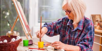 Why Seniors Should Participate in Arts & Crafts Activities, Kalispell, Montana