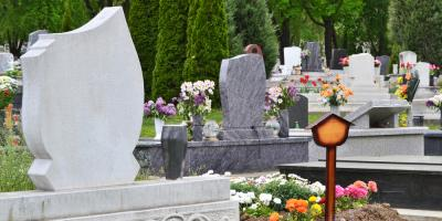 How to Choose a Stone for Your Loved One's Monument, Perry, New York