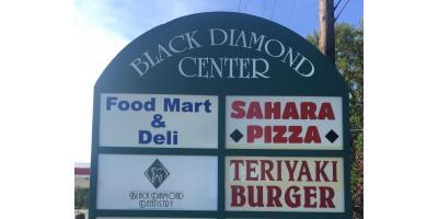 Black Diamond Dentistry Logo, Black Diamond, Washington
