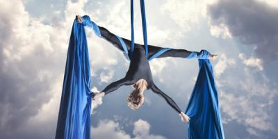Anyone Can Experience the Joy & Benefits of Circus Training, Robertsville, New Jersey