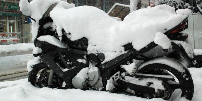 Why You Should Keep Your Motorcycle Insurance During Winter, Somerset, Kentucky