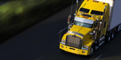 How to Drive Safely Around Semi-Trucks, Pike, Indiana