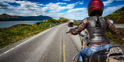 4 Areas Covered By Motorcycle Insurance , Randleman, North Carolina