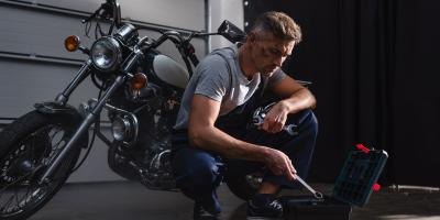 Do's & Don'ts of Motorcycle Maintenance, Hubbard, Texas