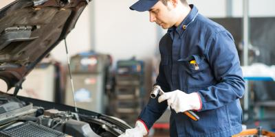 Top 4 Advantages of Buying Used Auto Parts, Mountain Home, Arkansas