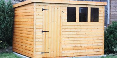 3 Reasons to Get a Wooden Shed This Holiday Season, Mountain Home, Arkansas