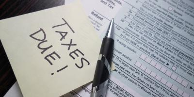 3 Reasons to File Your Taxes Early, Mountain Home, Arkansas