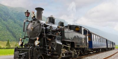 Your Ultimate Guide to Mountain Rail's Group Train Rides, Elkins, West Virginia