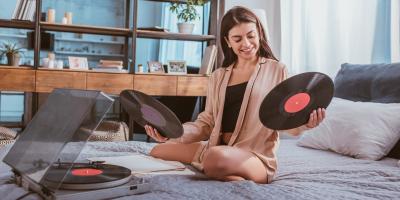 3 Tips for Packing Vinyl Records, Walton, Kentucky