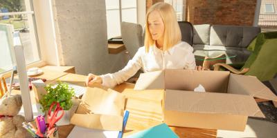 3 Tips to Stay Organized During a Commercial Move, Green, Ohio