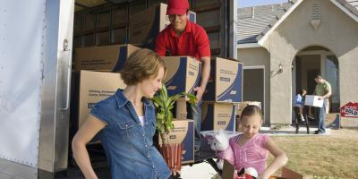 4 Tips for Moving When You Have Kids, Cincinnati, Ohio