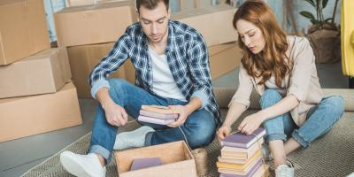 How to Move a Collection to Your New Home, Cincinnati, Ohio