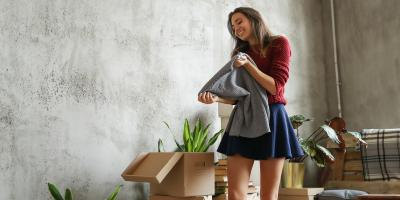 Moving? 5 Tips to Effectively Pack Clothing, La Crosse, Wisconsin