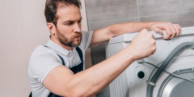 How to Move a Washer & Dryer, Cincinnati, Ohio