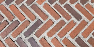 3 Pros & 3 Cons of a Brick Landscape, Rockwell, North Carolina