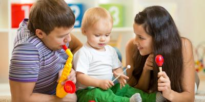 3 Tips to Get Your Toddler Interested in Music, New York, New York
